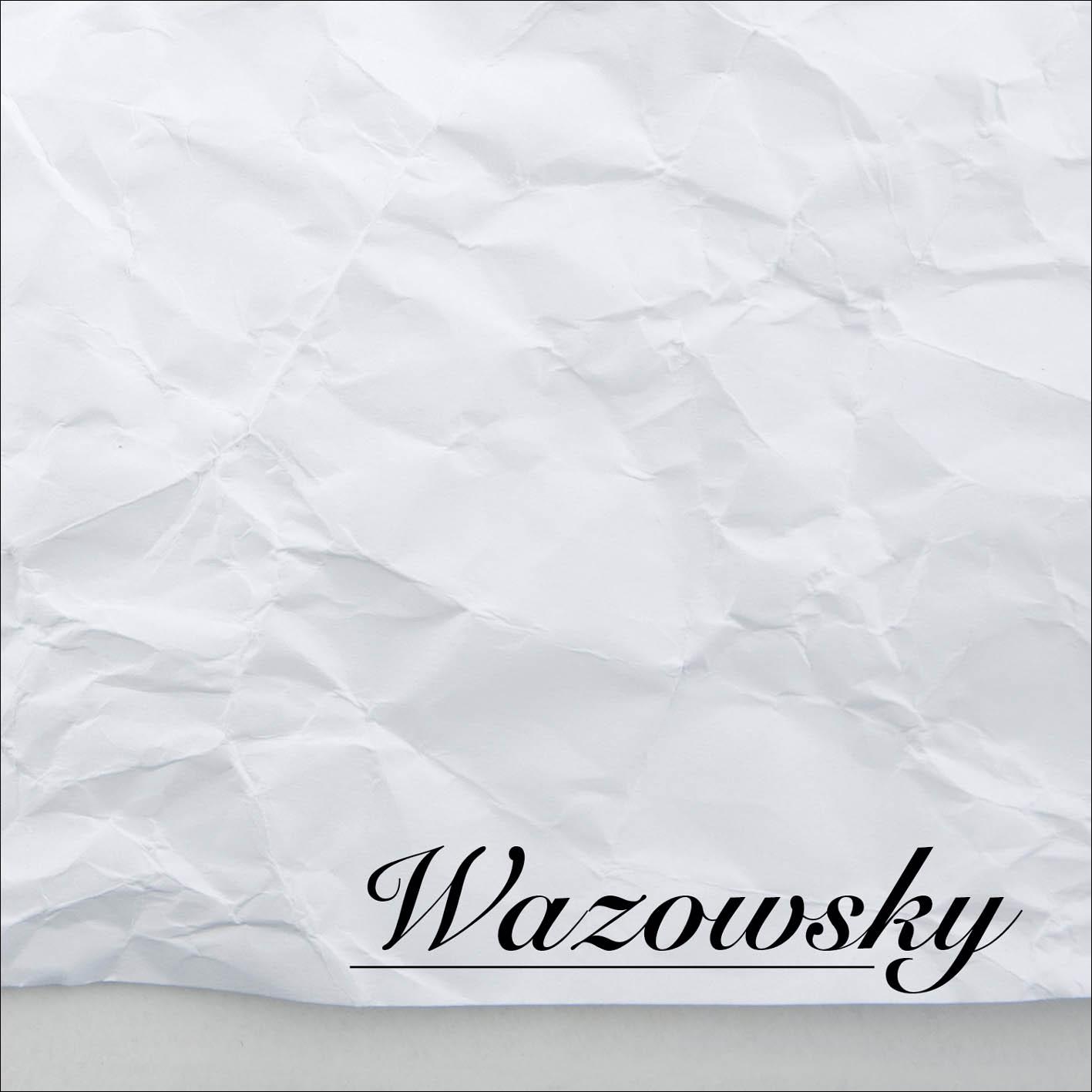 Wazowsky , Musicografía