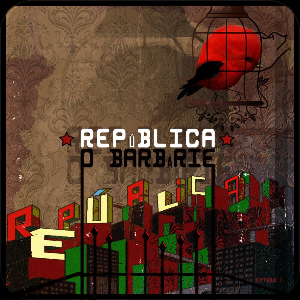 República o Barbàrie; VV.AA.; No Me'n Records; Bestiar Netlabel